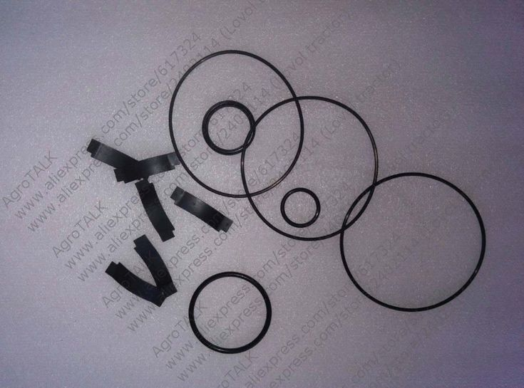 YITUO tractor parts, the set of seals for the hydraulic steering gear pump of YTO 904
