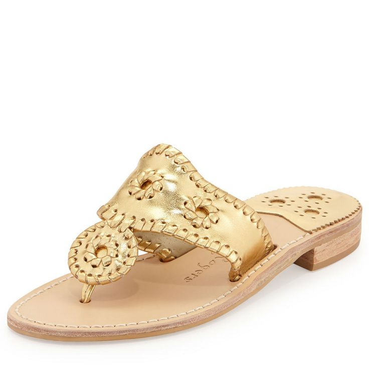 Glamour.com: Did You Know: Jackie Kennedy Is the Reason Those Iconic Jack Rogers Sandals Exist