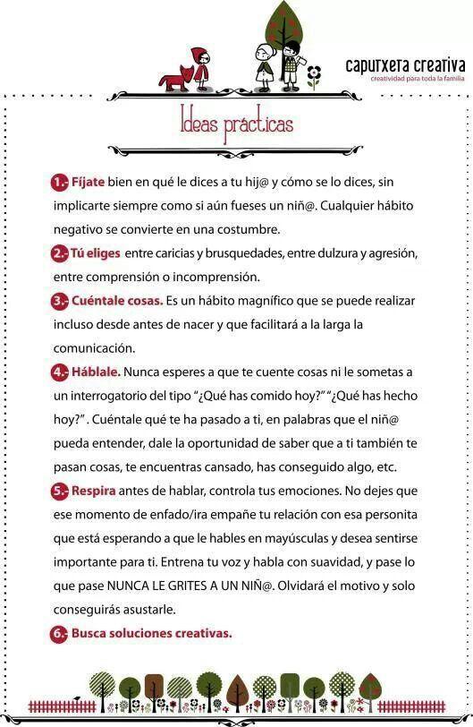 Busca soluciones Amorosas y creativas...tod@s salimos ganando :-)