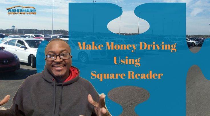New Blog Post! Make Money Driving Using Square Credit Card Reader - Rideshare Driving Tips - Re-Pin if You Get Value! http://ridesharedrivingtips.com/make-money-driving-using-square-credit-card-reader/