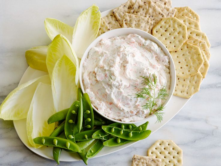 Smoked Salmon Spread recipe from Ina Garten via Food Network