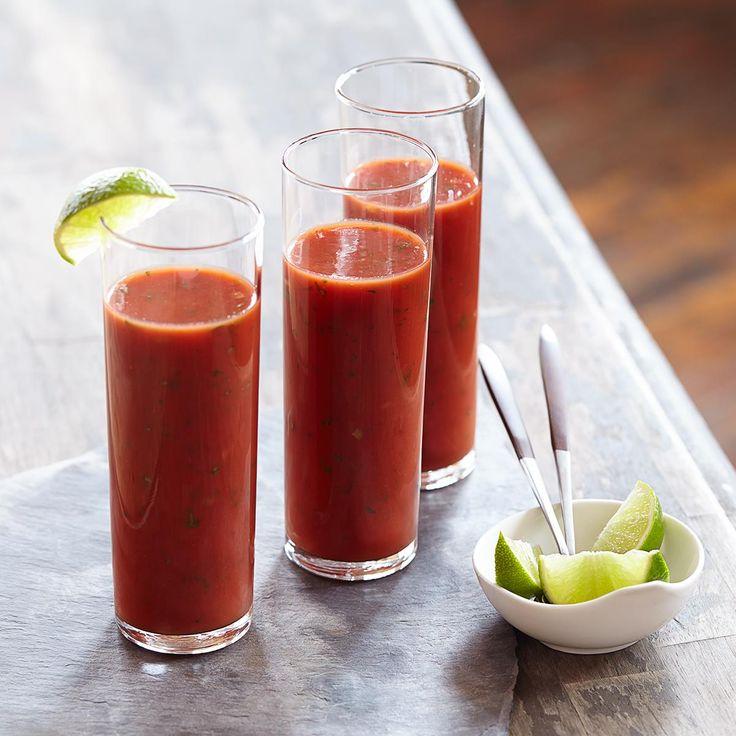 Spicy Salsa Sipper recipe by R.W. Knudsen®