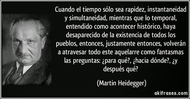 Frases Célebres Heidegger Akifrasescom Frases Celebres