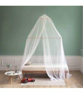 TINA zanzariera per letto singolo - una apertura