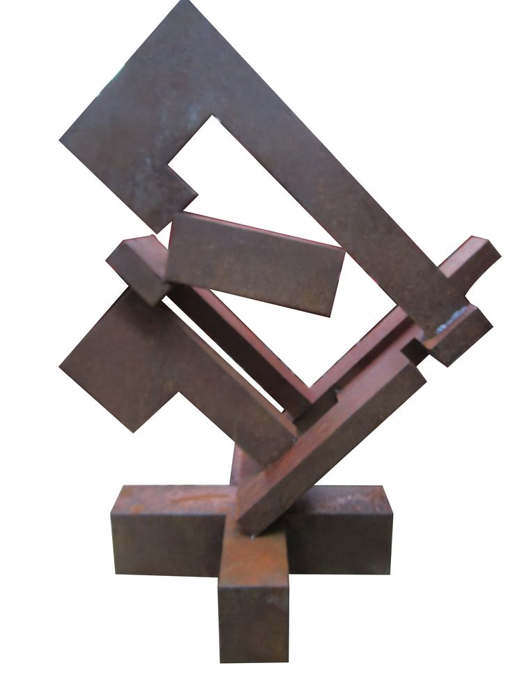Escultura tetris de mesa 47 cm H x 53 cm W / 700.000