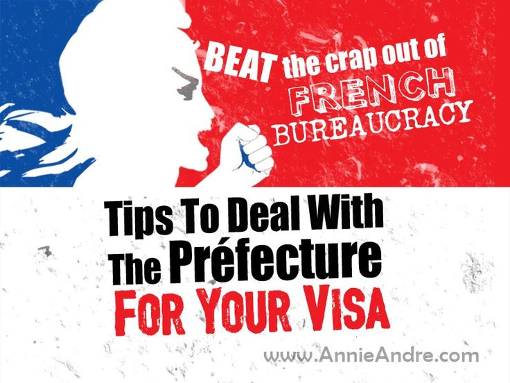 How to deal with the French preficture to renew your visa (titre de sejour) without losing your cool