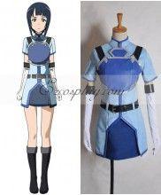 Sword Art Online Sachi (Saori Hayami) Cosplay Costume