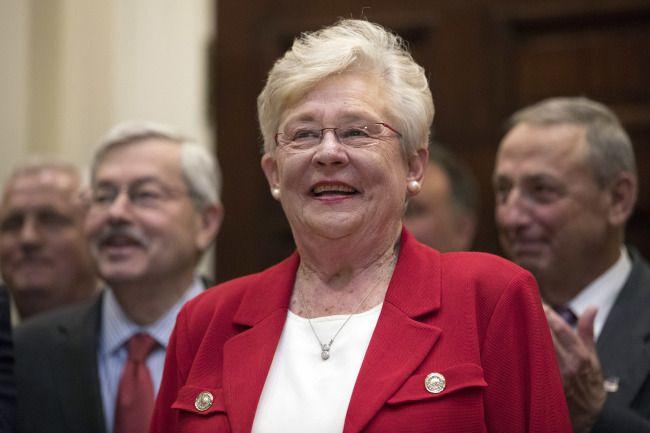 Alabama Gov. Kay Ivey marks 100 days in office