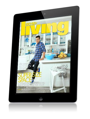 STYLE Living for the iPad brings you the latest decor trends and practical advice on how to dress up your home. Also, get a peak into the homes of famous Singaporean celebrities and hear their tips on everything from renovations to house-hunting.