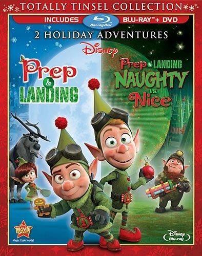 Dave Foley & Derek Richardson & Kevin Deters & Stevie Wermers-Prep & Landing / Prep & Landing: Naughty vs. Nice