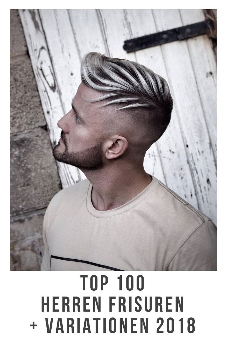 Top 20 + Herren Frisuren + Frisur Variationen 20 ...