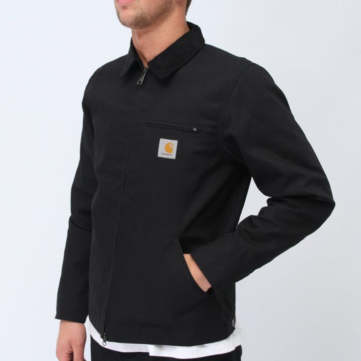 Carhartt Detroit Jacket Black