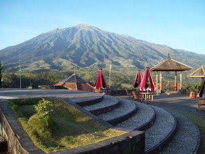 PERGIPEDIA  - Wisata Alam Ketep Pass Magelang Jawa Tengah . Ketep Pass  merupakan salah sau objek...