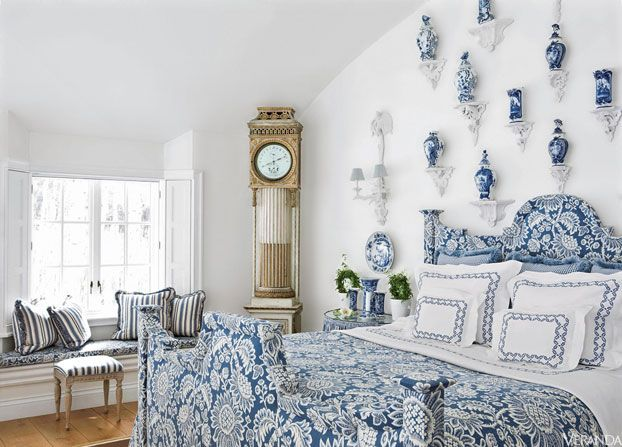 Blue And White Room 341 best color: blue & white images on pinterest | white porcelain
