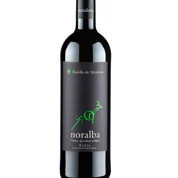 NORALBA CRIANZA DE AGRICULTURA ECOLOGICA Noralba - Organic Farming Denomination of Origin Qualified RIOJA Intense red color with violet hues in the crown, medium-high layer and slow tear, indicator of its volume and ointment. Sweet aromas of vanilla, coconut, dried apricots, other subtly mixed with acidic fruit, currant and raspberry.  The palate is friendly, ripe fruit and sweet notes of tannin and alcohol, with acidic tips that bring freshness and youth. Long and final development of sweet…