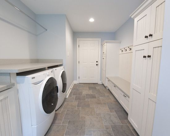 Traditional Laundry Room Farmhouse Craftsman Clean Design, Pictures, Remodel, Decor and Ideas - page 2