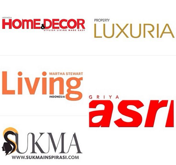 Thank you to all Media Partners for the generous partnership also who contributed resources to support our program #APSDA2014 @MSLiving_ID @HomeAndDecor_ID @MajalahAsri @sukmainspirasi @LuxuriaLife