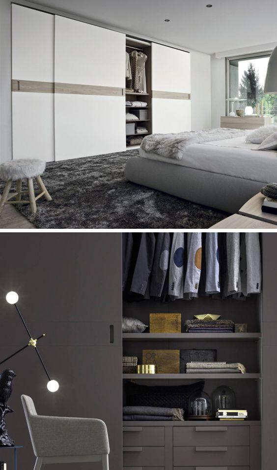 Der Design Kleiderschrank Class von Novamobili mit Schiebetüren hat eine elegante mittlere Zierleiste.   #Kleiderschrank #minimalistisch #Designschrank #Designkleiderschrank #Designmöbel #wardrobe #closet #minimalism #Schlafzimmer #bedroom #modern #interiordesign #interiordecorating #Einrichtungsideen #home #wohnen #einrichten #Wohnstil #wohnideen #Wohntrend #Inspiration