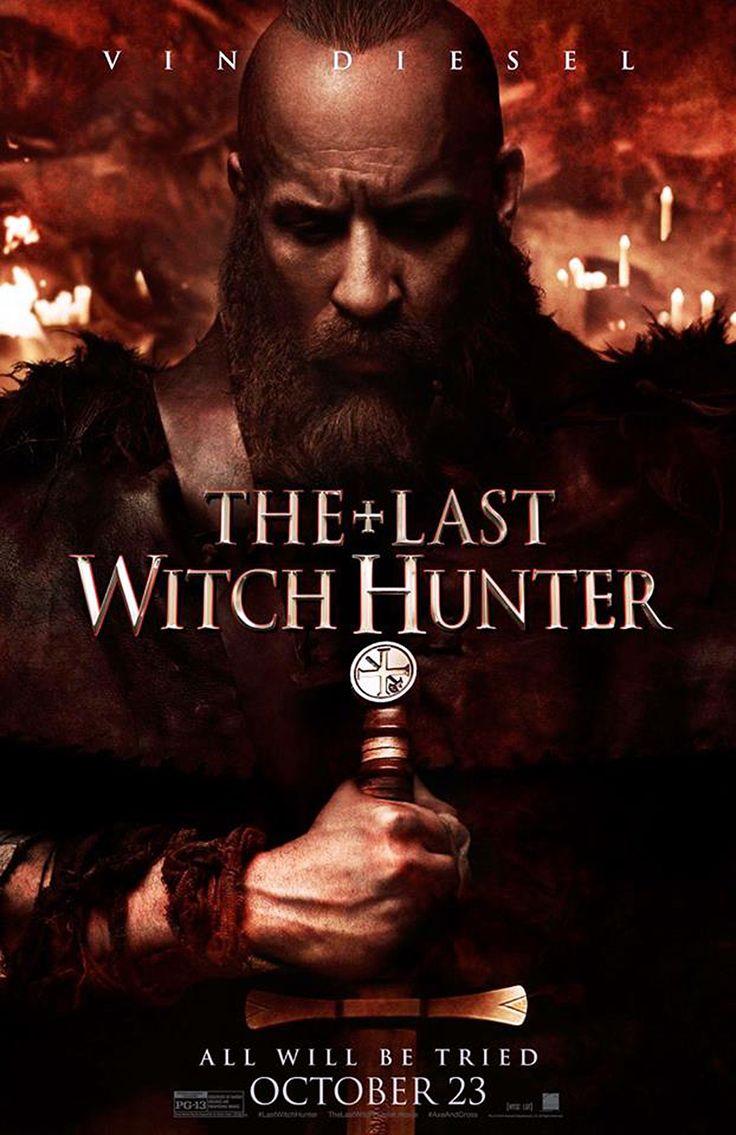 Le Dernier Chasseur de Sorcières - The Last Witch Hunter film de Breck Eisner avec Vin Diesel, Michael Caine, Elijah Wood. Le dernier chasseur immortel..
