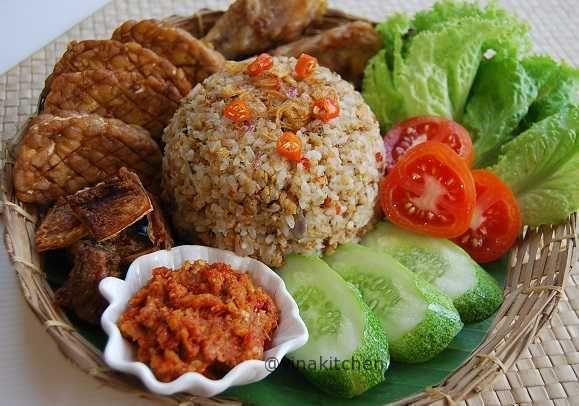 Nasi Tutug Oncom Khas Jawa Barat Resep Nasi Makanan