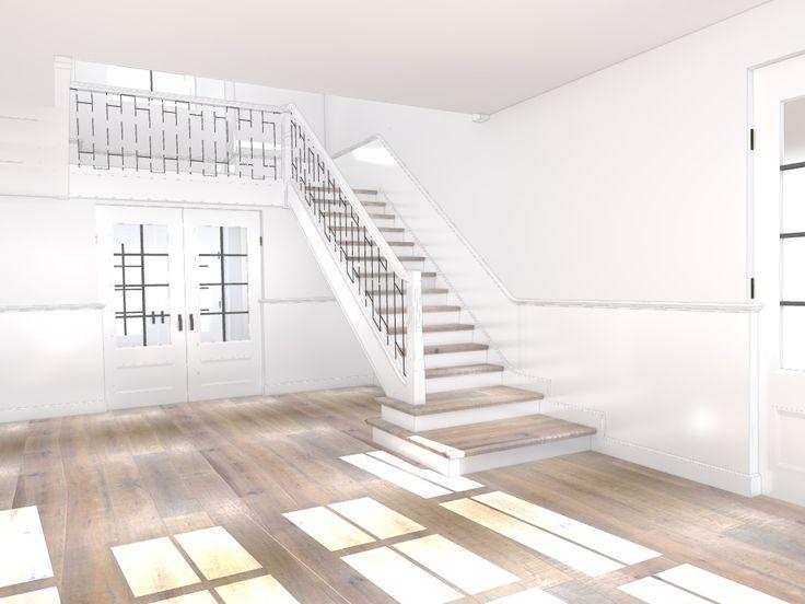 78 best idee n over moderne trap op pinterest trap - Trap ontwerpen ...