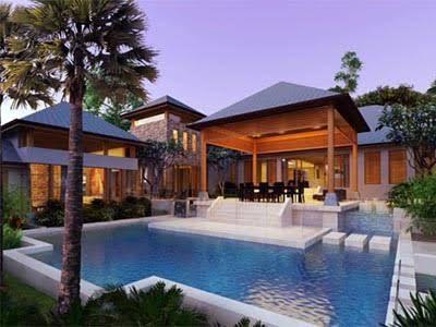 Modern Bali House Design Google Search Acerage