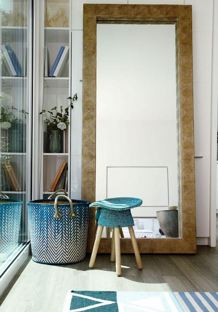Die besten 25+ überdimensionaler Spiegel Ideen auf Pinterest - schlafzimmerschrank mit tv