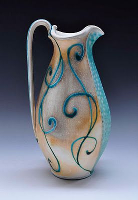 Julia Galloway, This woman is the bomb, fabulous ceramicist, wonderful person, I just can't say enough about her!