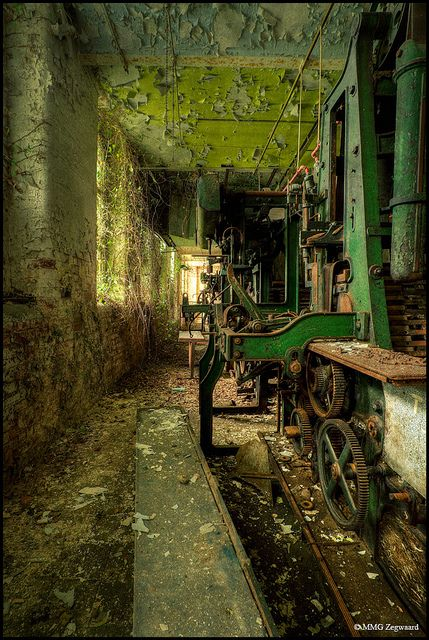 martino zegwaard: Abandoned Building, Modern Ruins, Beautiful, Herdman Mills, Northern Ireland, Factories, Photo, Abandoned Places, Abandoned Church