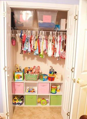 52 Brilliant and Smart Kids Rooms Storage Ideas (19)