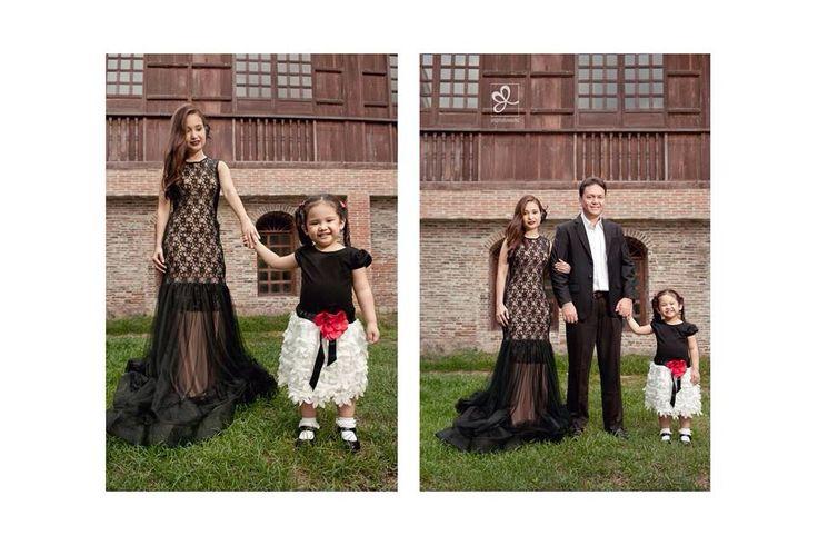 Family Portrait  Spanish theme Prenup