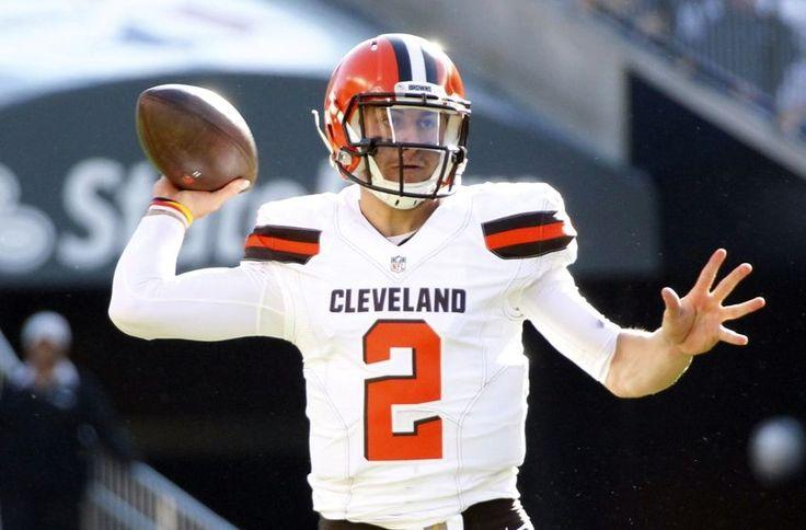 Cleveland Browns Ground Johnny Manziel - http://nflspinzone.com/2015/11/25/cleveland-browns-grounded-johnny-manziel/