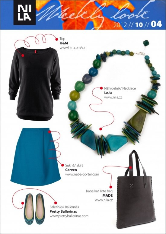 our look of the week