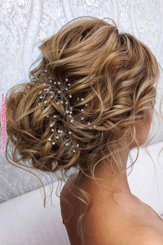 20+ Superb Hair Updos Concepts For Christmas
