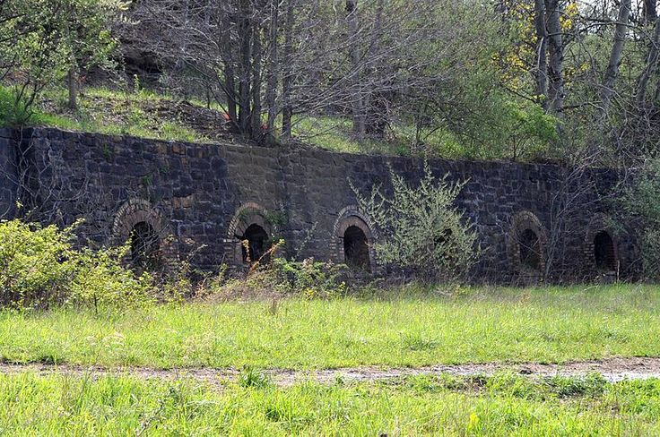 Elkins Coal and Coke Company Historic District consists of 140 beehive ovens that were the last operating coke ovens in the United States.