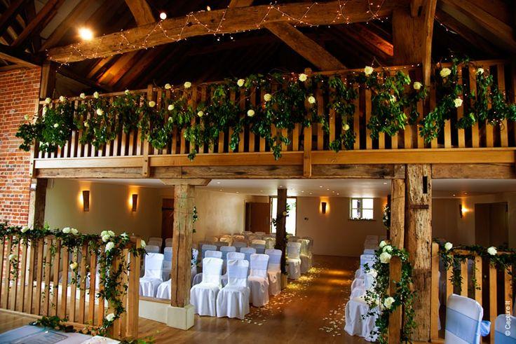The Barn at Bury Court - Barn Wedding Venue in Surrey