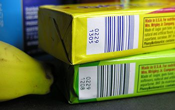 On June 26, 1974, the first product with the Universal Product Code barcode was scanned at a checkout counter. It was, historians say, a 10-pack of Wrigley's chewing gum.