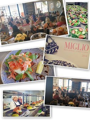 Great morning shared with 40 ladies... A big thank you to Sanet and her Miglio team