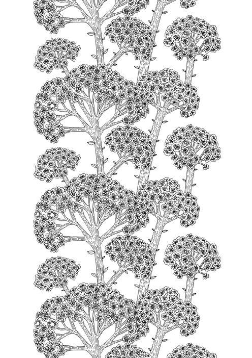 New Fabric from Vallila http://www.linenfabrics.co.uk