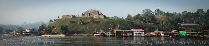 Rio San Juan, Nicaragua. Un apacible pueblo en mitad de la selva, solo accesible por barca.