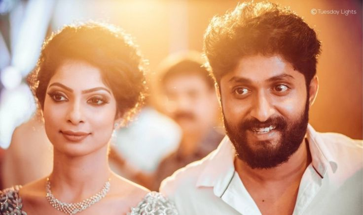 Dhyan Sreenivasan and Arpita Sebastian get married in Kannur.