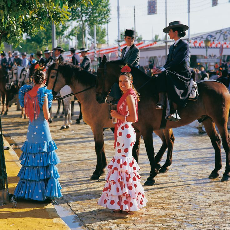 Feria de Abril de Sevilla - Google Search