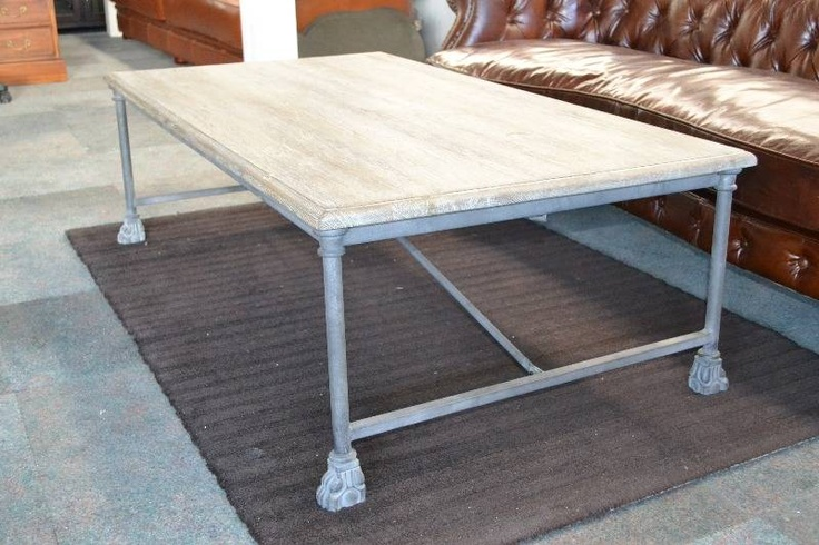 French provincial Coffee Table, Pine, Sanded finish Carlisle Victoria Park Area image 1