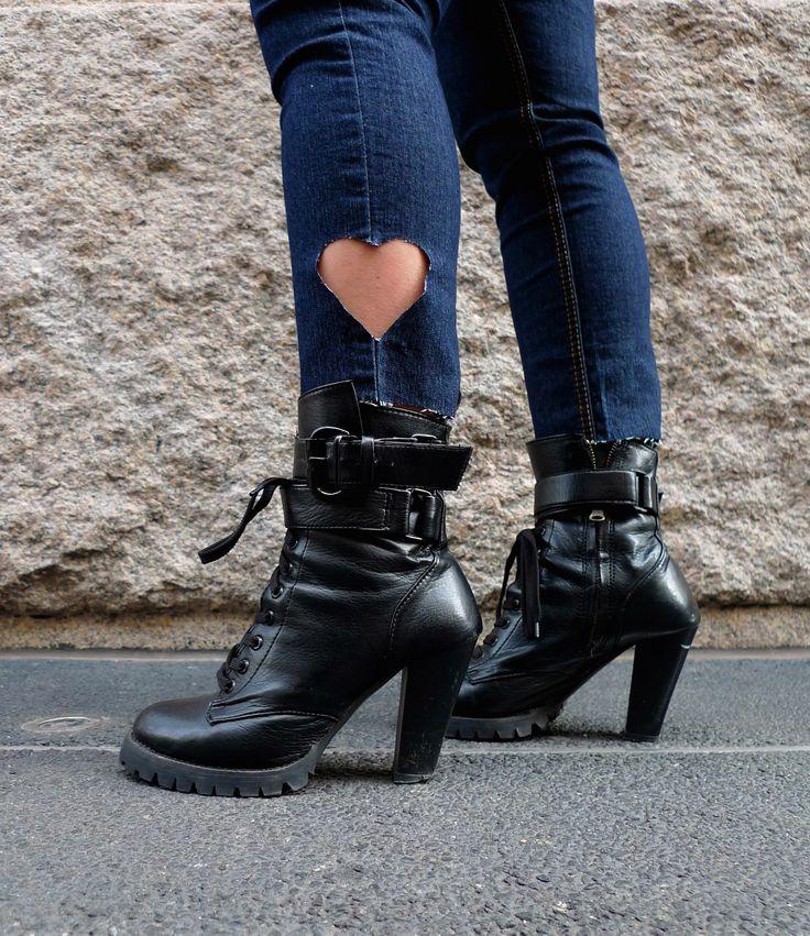 DIY Recortable Jeans · NYLON