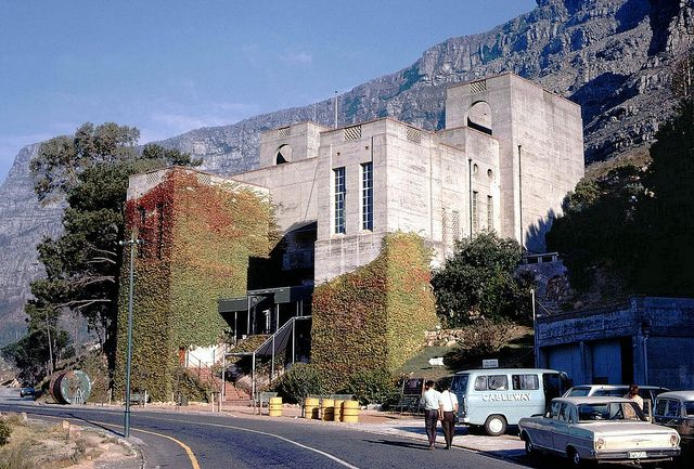 Lower Cable Station, Cape Town - 1969