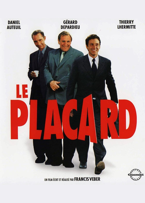 (The Closet). It has Daniel Auteuil AND Gerard Depardieu so you can't go wrong. PLUS, it's hilarious.