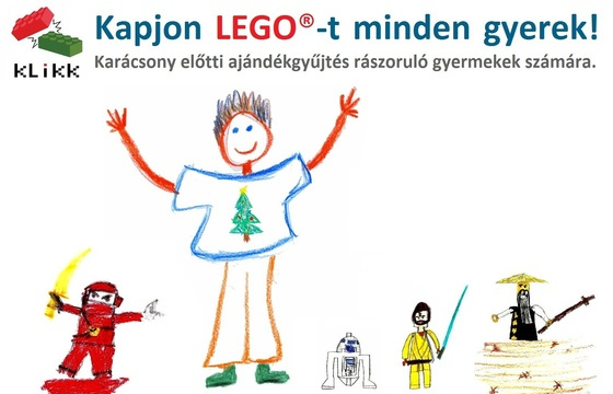 Join us and collect new LEGO sets and pieces for poor children! #LEGO #charity