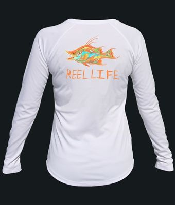 11 best women 39 s apparel images on pinterest fishing for High performance fishing shirts
