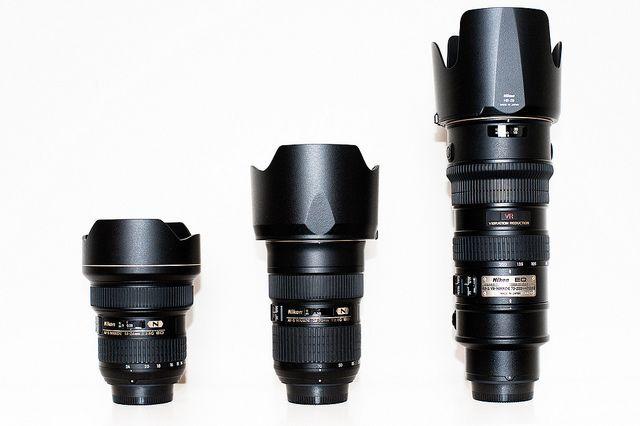 Nikon's Holy Trinity | Flickr - Photo Sharing!