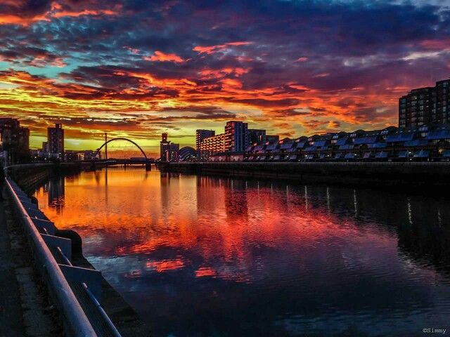 River Clyde , Glasgow                                                       …